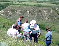 NPAW 2003 - Rocklgen, SK. Photo by PCAP.